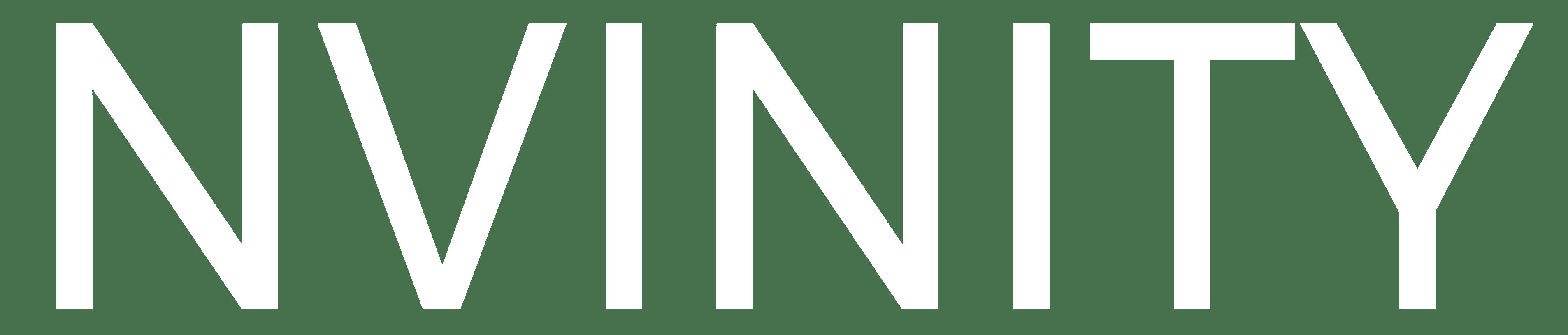 Logo NVinity wit